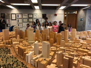 Visita a Prefeitura de Boston - 1