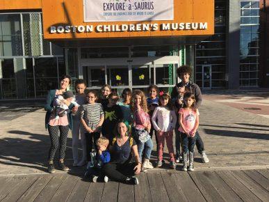 Visita ao Children's Museum - 2