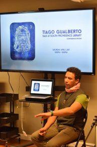 Palestra - Tiago Gualberto