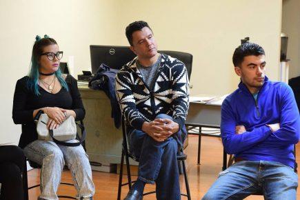 Andreza Moon, Robson Lemos &