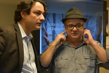 Dr. Massa Viana & Jornalista Roberto Lima - 1