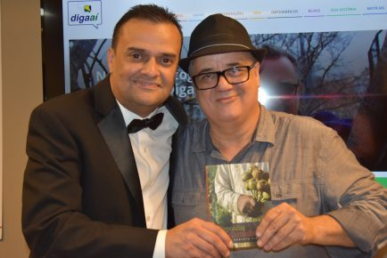 Jornalistas Roberto Lima & Marcelo Malcher - 2