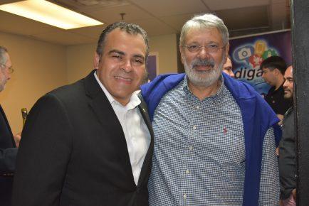 Carlos Silva & Jehozadak Pereira
