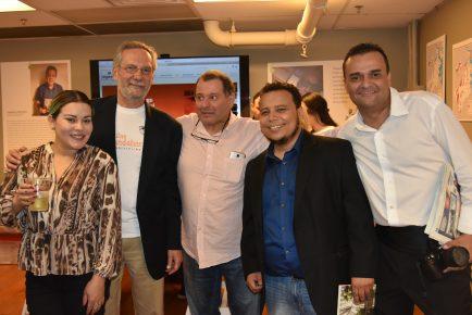 Andreza Moon, Alvaro Lima, Ari Mendes, Leandro Alves & Marcello Malcher
