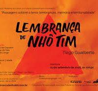 Lembrança de Nho Tim - Poster