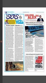 Cobertura do Jornal dos Sports