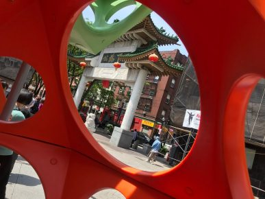 Chinatown Entrance - 3