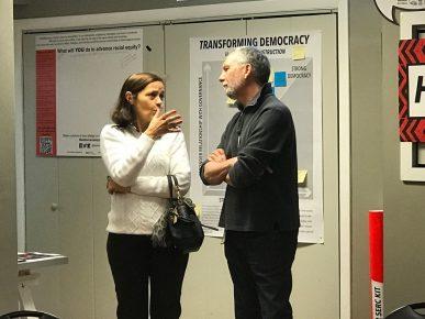 Consul Glivânia Oliveria & Alvaro Lima