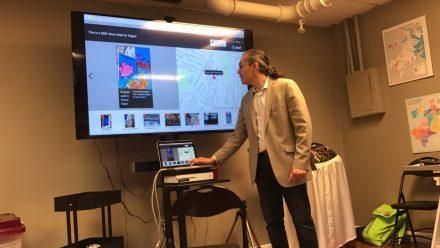 Story Map - Professor Marcos Luna - 1