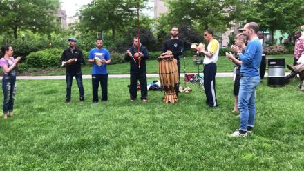 Capoeira Group Mandingueiros dos Palmares - 2