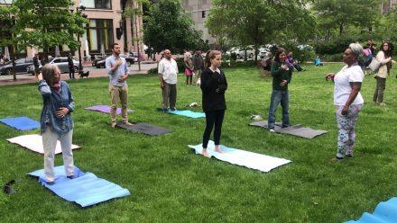 Yoga Class - Nicole Flynt - 2