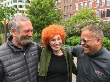 Alvaro Lima, Heloisa Galvão & Anselmo Cassiano