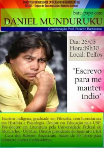 Daniel Munduruku - 11