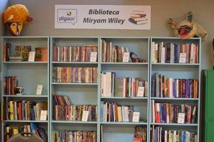 Biblioteca Miryam Wiley