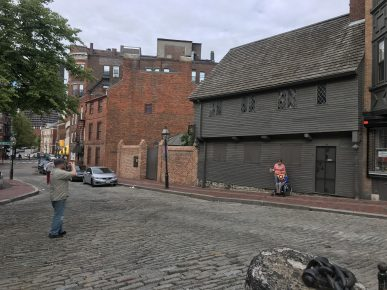 North End - Paul Revere House - 2