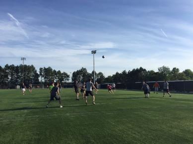 Soccer Game - 1