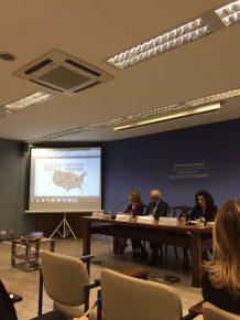 Secretaria Luiza Lopes, Embaixador Henrique Sardinha & Alanni Castro