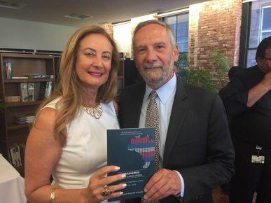 Margareth Shepard & Alvaro Lima