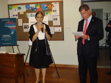 Embaixadora Glivania & Prefeito Walsh