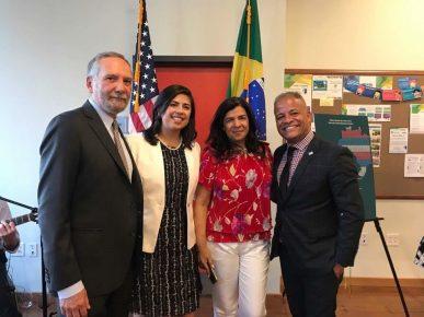 Alvaro Lima, Priscila Sousa, Luciana Sousa & Anselmo cassiano
