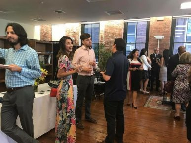 Coquetel de Lançamento no Consulado Brasileiro de Boston