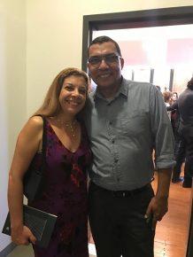 Sandra Ferreira & 26 Silvio Brauna