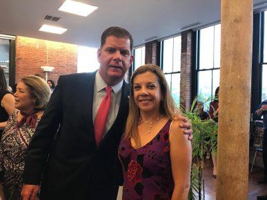 Prefeito Walsh & Sandra Ferreira