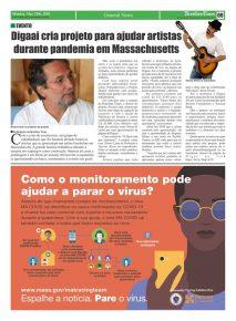 Brazilian Times - O Show Tem Que Continuar